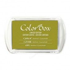 ColorBox Fluid Chalk Ink Pad - Guacamole